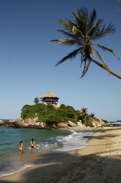 tayrona, Colombia,  Go To www.likegossip.com to get more Gossip News!