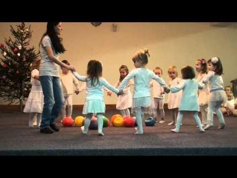 Vánoční besídka MŠ Janov 12.12.2013 - YouTube