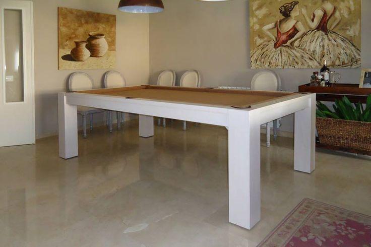 Fabrica de billares mibillar mesas de billar para el - Fabrica de mesas de comedor ...
