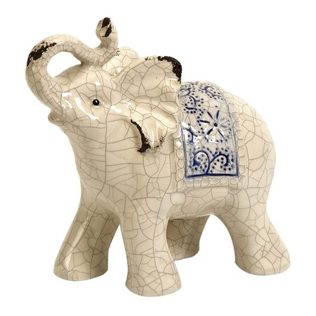 I pinned this Sandoval Elephant Figurine from the Stacy Risenmay event at Joss and Main!
