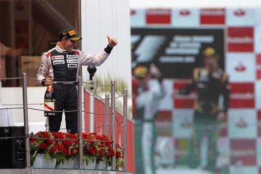 La Asamblea Nacional venezolana reconoce a Pastor Maldonado - F1 Autobild.es
