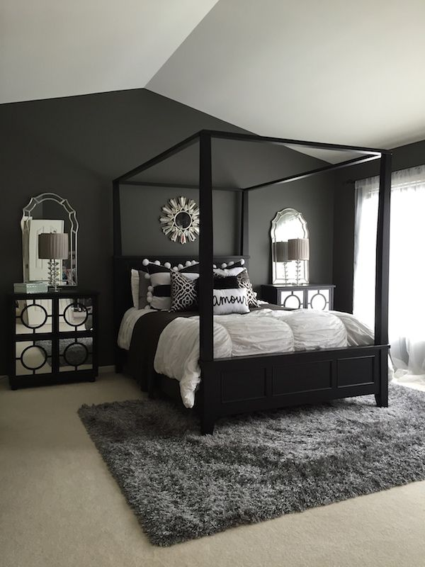 Best 25 white grey bedrooms ideas on pinterest grey - Grey white and silver bedroom ideas ...