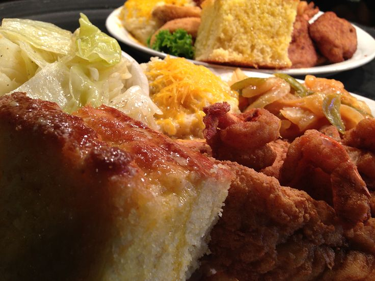 Croaker39s spot restaurant in richmond va the best soul for Food pantry richmond ky