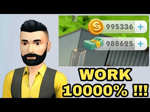 The Sims Mobile Free Cash and Coins Simoleon SimCash Hack