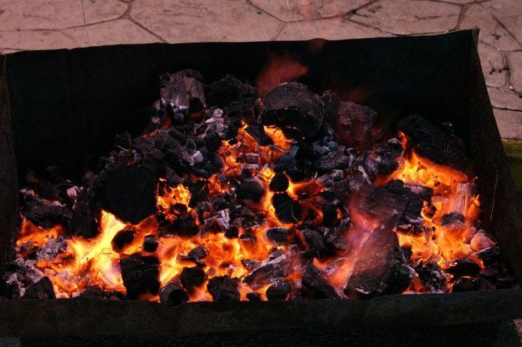 charcoal wine festival Kassiopi