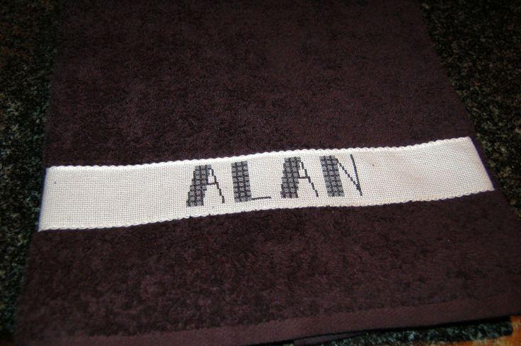 Alan Towel