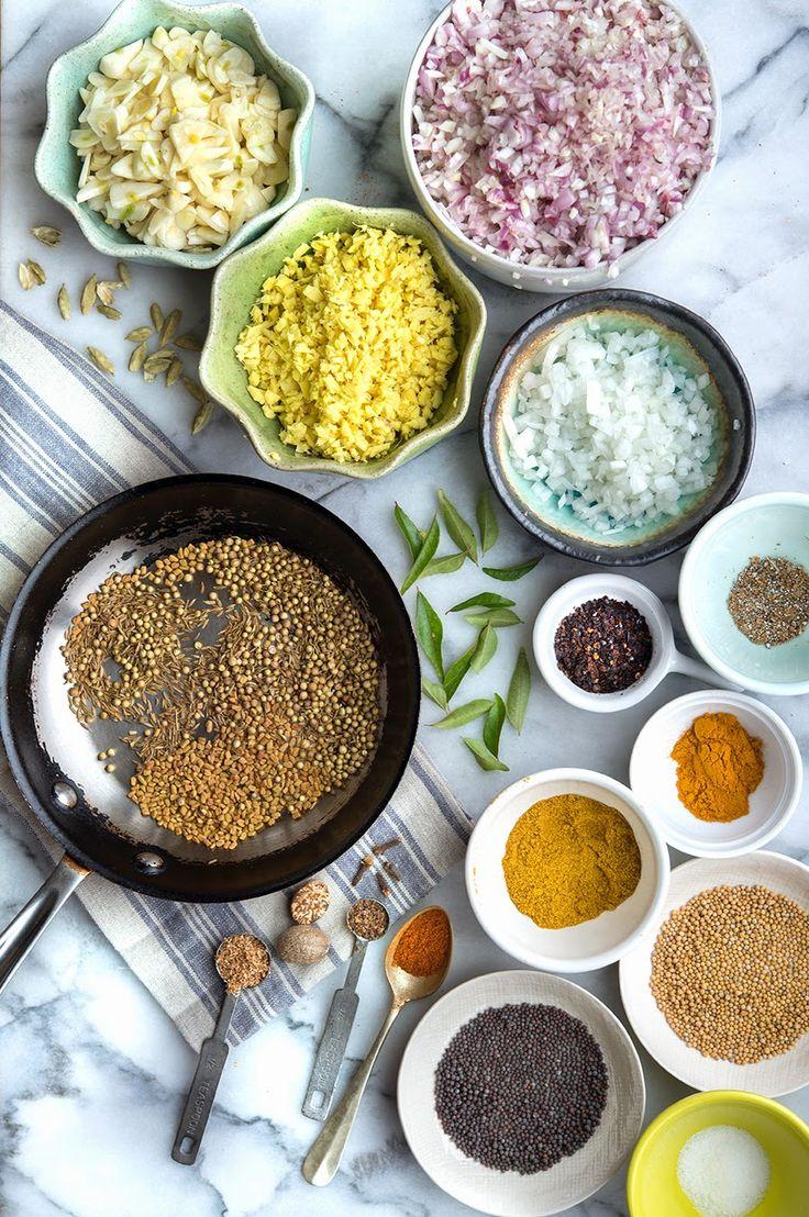 Blue apron lentil spice blend - Homemade Vadouvan Spice Blend Wild Greens