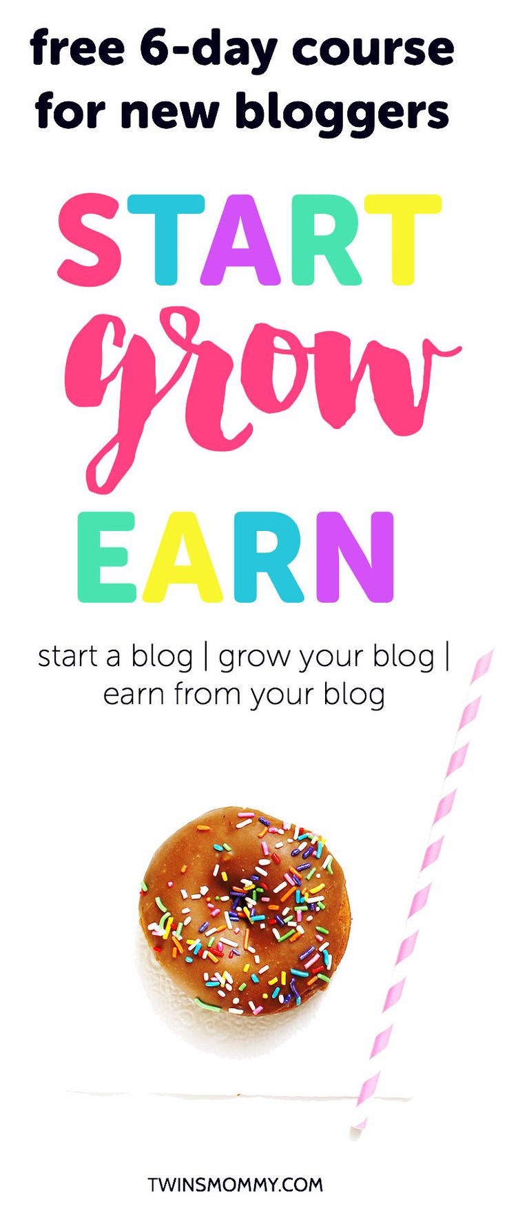 New blogger? Need help growing your blog traffic? Check out these blogging tips in this 6 day free email course. It will help you start a blog using SiteGround and WordPress, grow your blog traffic and earn money from blogging.