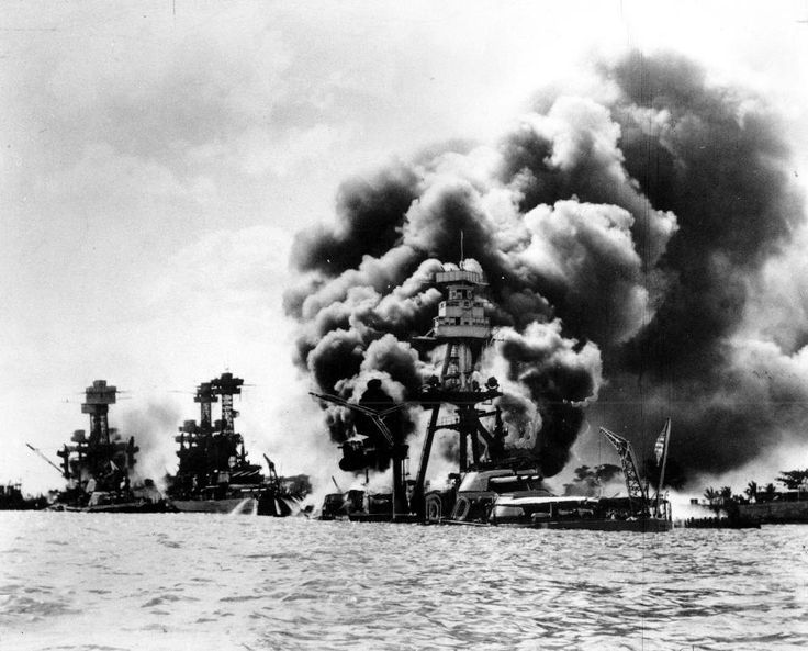 The Pearl Harbor attack was the worst defeat in U.S. history. But that was the low point of World War II. America never gave up and did what needed doing to win the war.