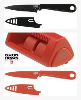 I just entered to #win this Kuhn Rikon Knife and Sharpener Set Giveaway from @SlowCookerRecipes!