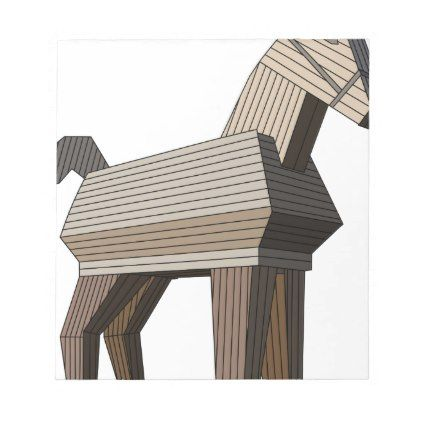 how to make a trojan horse in notepad