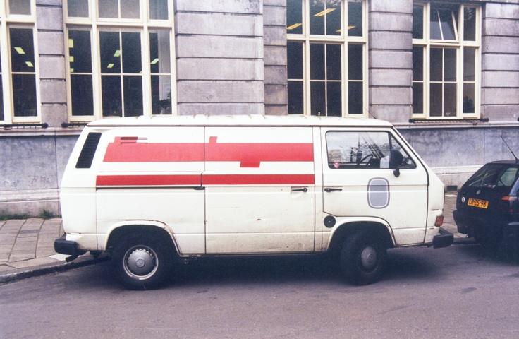 ex-Chiquita Volkswagen Transporter