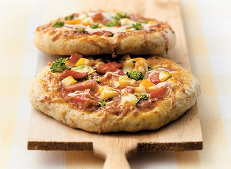 Personal Pizzas