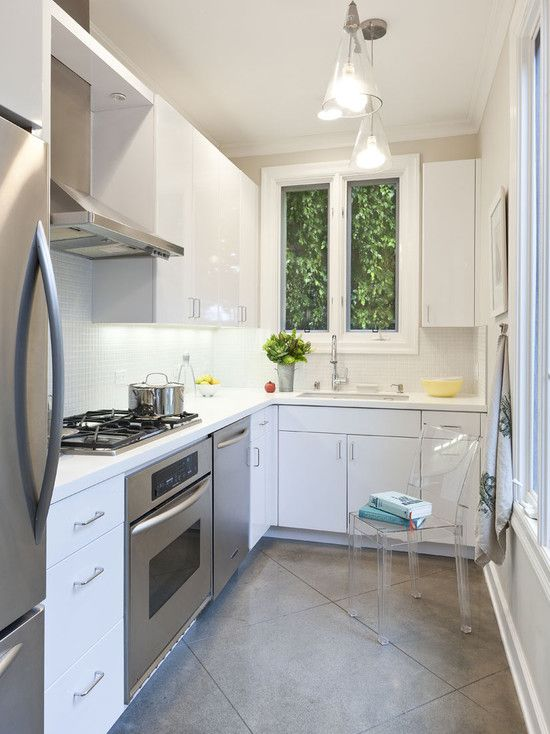 1000+ Ideas About Small L Shaped Kitchens On Pinterest