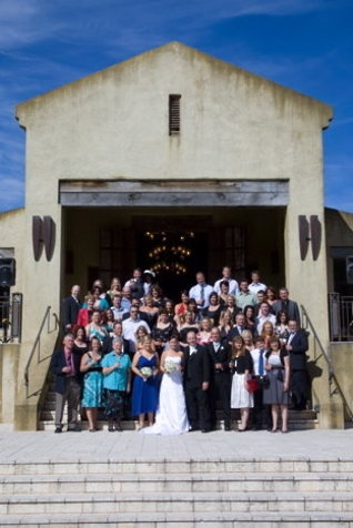 Wedding photography by Eva Bradley at Church Road Winery in Hawkes Bay