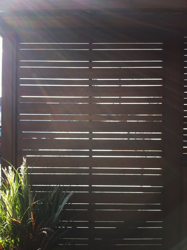 Privacy screens for outdoors ideas ideas by for Wood privacy screens for decks