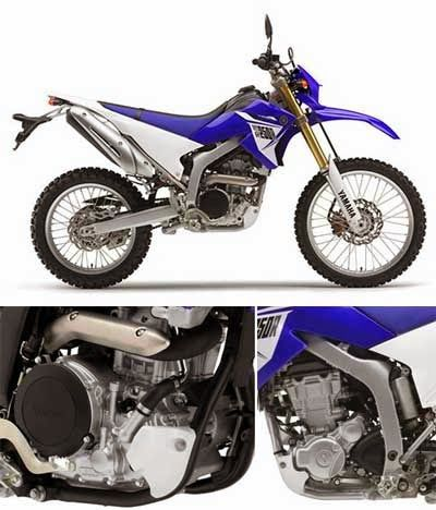 Yamaha Wrr Accessories