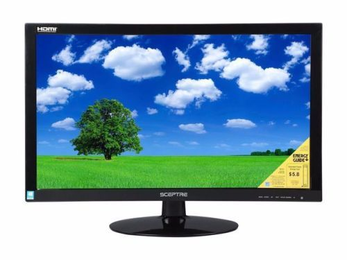 """New Sceptre 27"""" HDMI Monitor 5ms LED Backlight with..."""