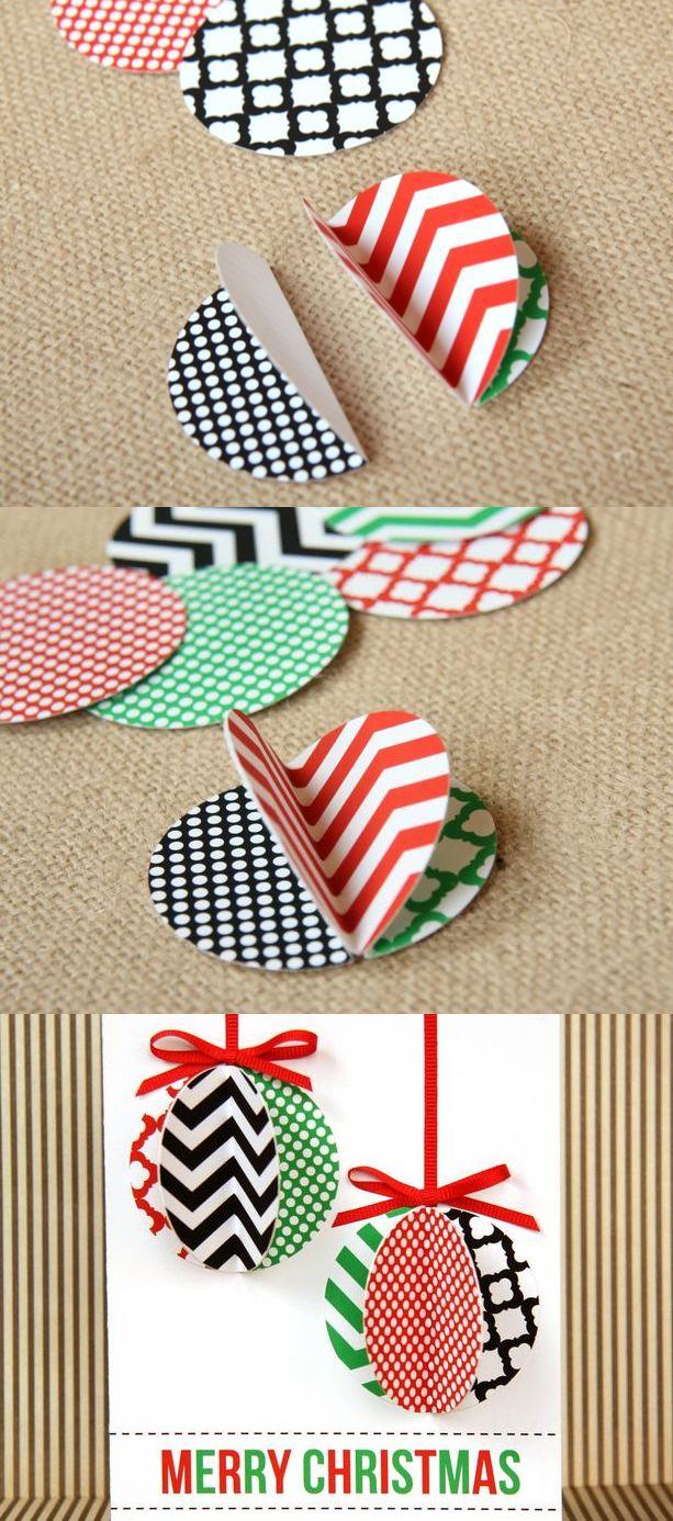 DIY: Cartões de Natal