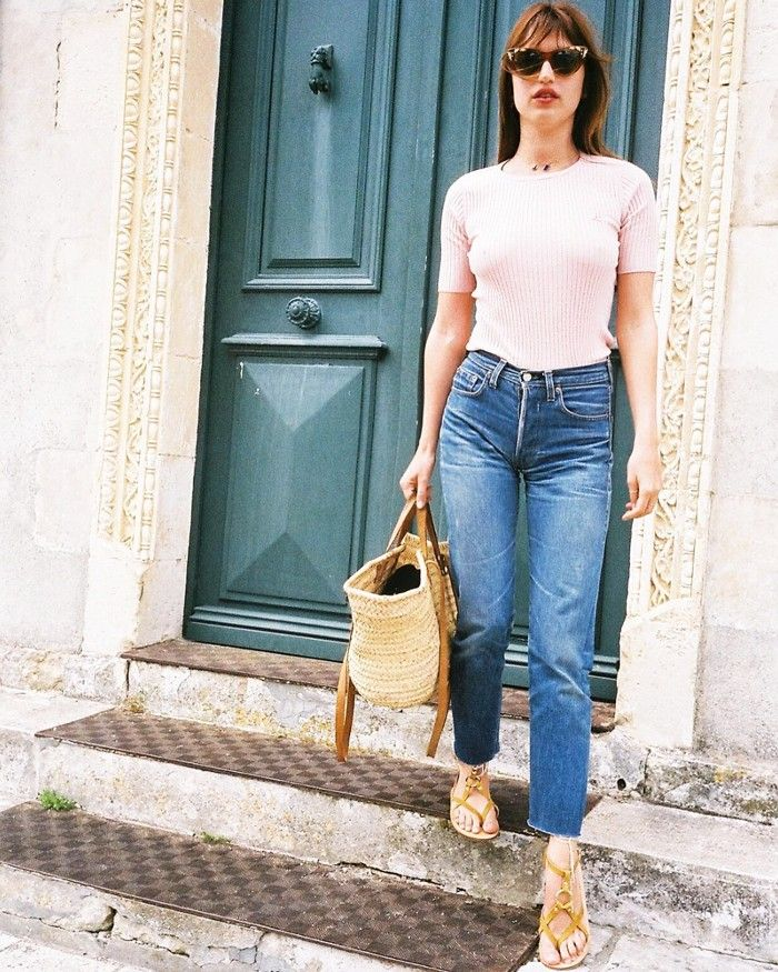 The Instagram Accounts Every French Girl Follows via @WhoWhatWear