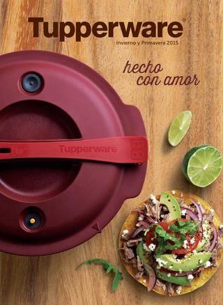 Spanish, Tupperware and Catalog on Pinterest