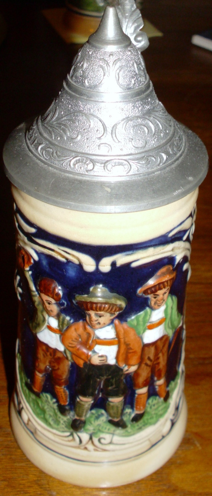 242 Best Images About German Beer Steins On Pinterest