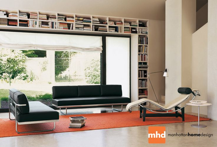 Mid Century Modern Home Office Ideas: Pin By Manhattan Home Design On Mid Century Modern Home