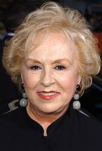 Award-winning actress Doris Roberts has distinguished herself with her versatility on Broadway and in numerous film and television roles. Description from sergo-treat.blogspot.com. I searched for this on bing.com/images