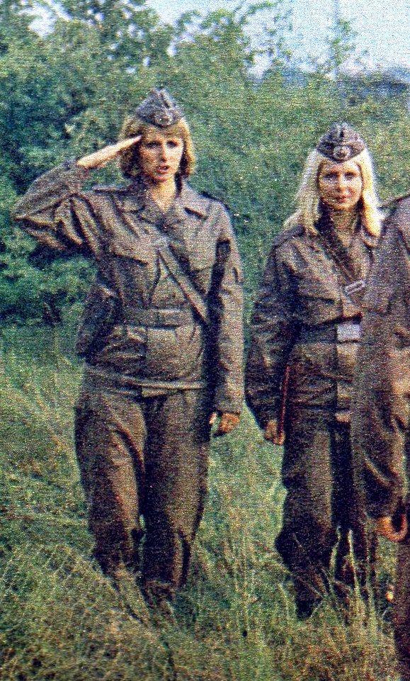 DDR Soldatin | by SchlangenTieger