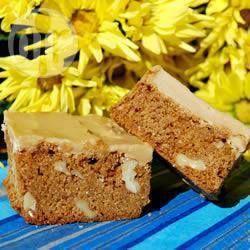 Recipe photo: Butterscotch Blondies