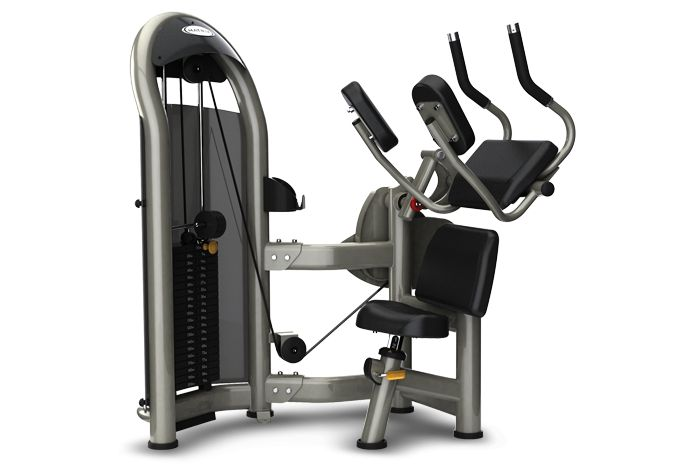 abdominal crunch matrix fitness equipment we 39 re a. Black Bedroom Furniture Sets. Home Design Ideas