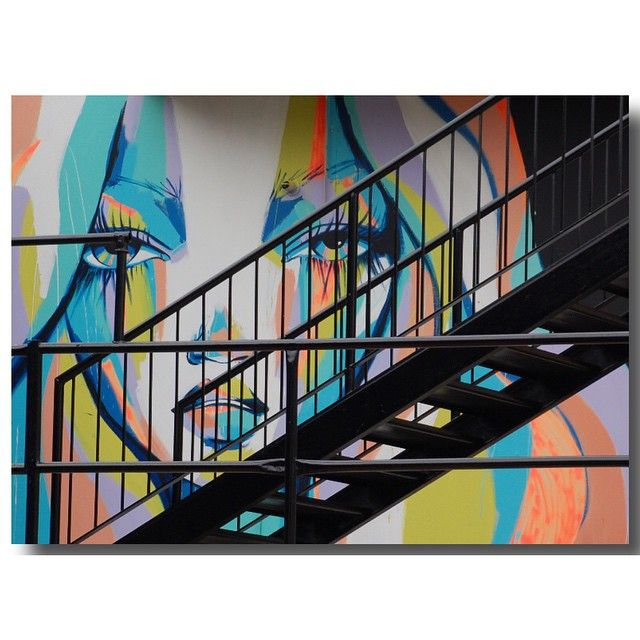 Lips like wasabi, making my eyes water every time we kiss. They way your fingers turn my rib cage into a stairway reaching new heights. eutopia.  Anya Brok piece in Northbridge, Perth.  #tv_streetart #rsa_graffiti #streetart #anyabrok #anyapaintface #royalsnappingartists #rsa_streetview #streetview #art #wallcandy #royal_graffiti #royal_walls #precious_art #precious_paint #rsa_graffiti_portraits #rsa_graffiti_stencils #rsa_graffiti_colorsplash #mural #spraycan #urbanart #perthlife #perth…