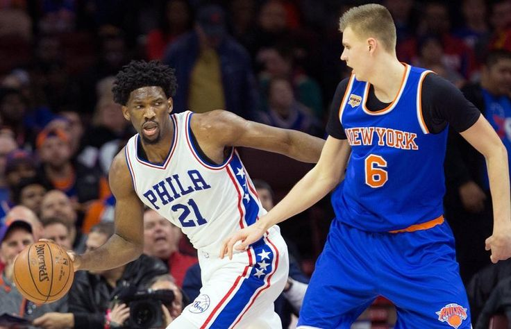GAME DAY Christmas game @sixers (14-18) vs @nyknicks (17-15) 18:00 Madison Square Garden BeIn Sports 1 / NBA League Pass - - #letsgoknicks #protectthehomecourt #msg #knicksnationfrance #nba #basketball #gameday #knicks #sixers #nyk #nyknicks #newyorkknicks #knicksway #knickstape #tape6 #porzingis #porzingod #unicorn #embiid #knicksnation #orangeandblue #nymade #knicksallday