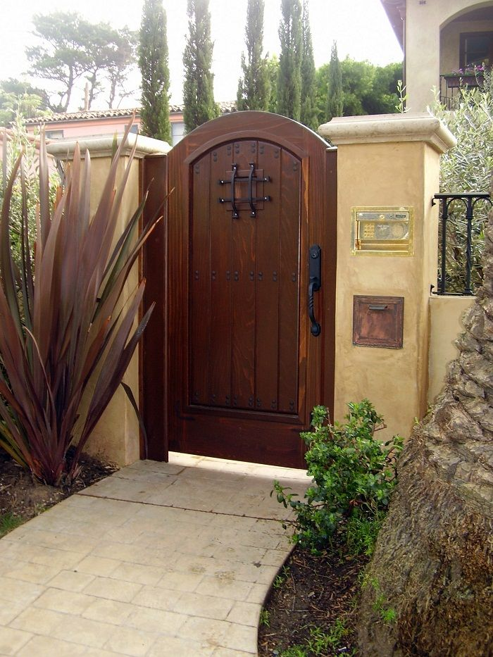 17 Best images about Gates on Pinterest Iron gates Door viewers