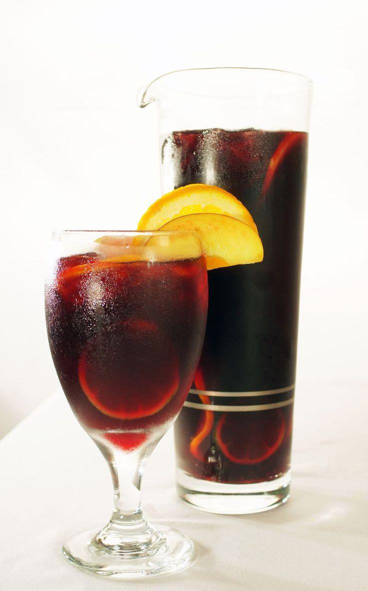 Great classic sangria | sangria | Pinterest