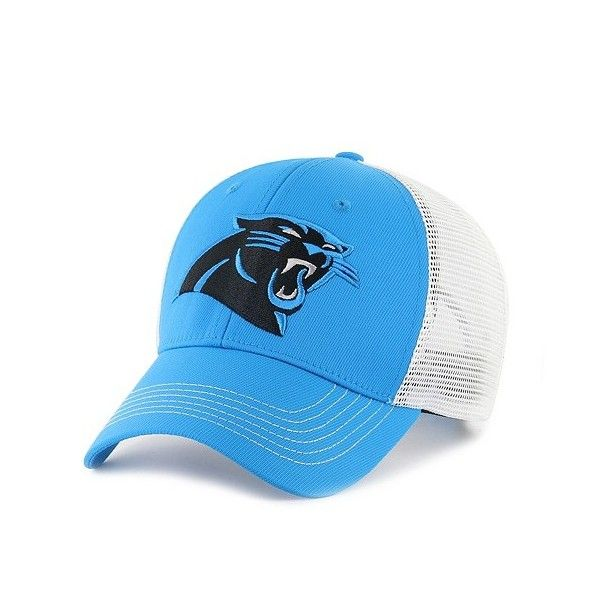 Carolina Panthers Fan Favorite Mass Raycroft Cap, Adult Unisex ($26) ❤ liked on Polyvore featuring accessories, hats, carolina panthers, carolina panthers cap, carolina panthers hat, nfl hats, nfl caps and cap hats
