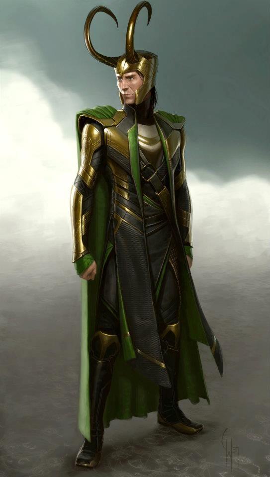 Loki by Charlie Wen: Conceptual Art, Books Art, Avengers Assembl, Concept Art, Comic Books, Charli Wen, Conceptart, Avengers Concept, The Avengers