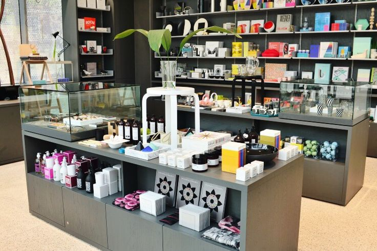 The new Design Museum Shop in Kensington offering Caroline Gomez Destination collection of travel and lifestyle books + Compagnie de Provence toiletry range