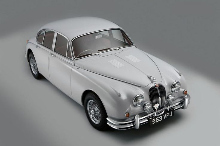 1962-1966 JAGUAR MKll 3.8-LITRE SALOON - Modified by John Coombs (Jaguar dealer) of Guildford, UK.
