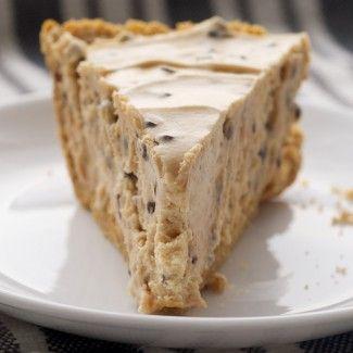 Peanut Butter-Chocolate Pie