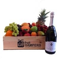Seppelt Fleur De Lys Sparkling Gift  www.igiftfruithampers.com.au, create beautiful fresh fruit gift hampers. Our fruit hampers are shipped across Australia and each one is a unique! #fruithampers #gifthampers #fruitgifts #fruithampersaustralia #fruithamperssydney #melbourne #canberra #goldcoast #sydney