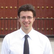 Ezra Klein, articulate columnist for The Washington Post, contributor to MSNBC. The reason I watch.