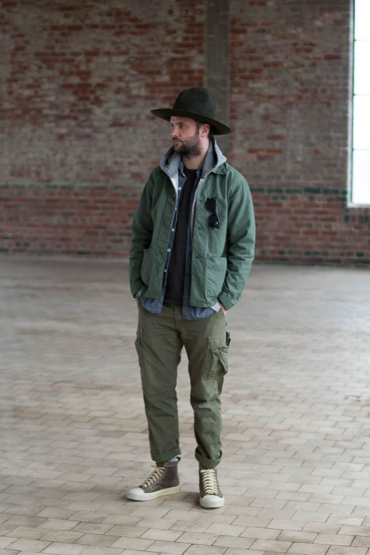 Engineered Garments @ The Bureau Belfast