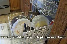 Doğal bulaşık deterjanı yapımı Erkan Şamcı