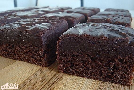 Jeftini kolači - Kakao-kapućino kocke