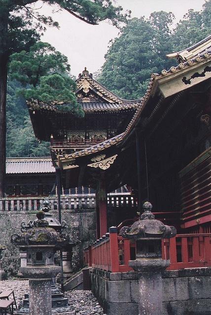Nikko, Japan: Asian Adventure, Asian Temples, Beautiful Japan, Art, Places I D, Japanese Temples Shrines, Travel Asia