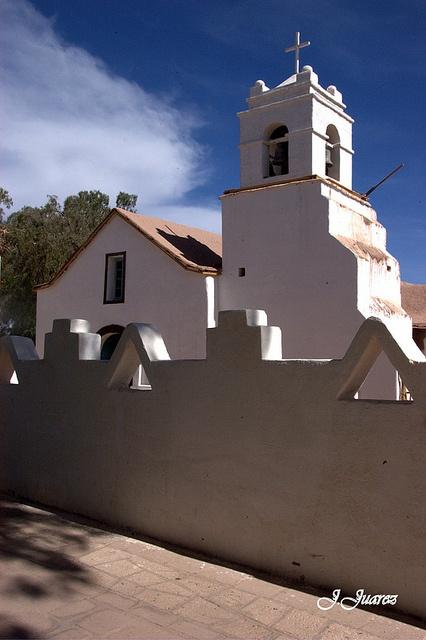 San Pedro de Atacama.Norte de Chile