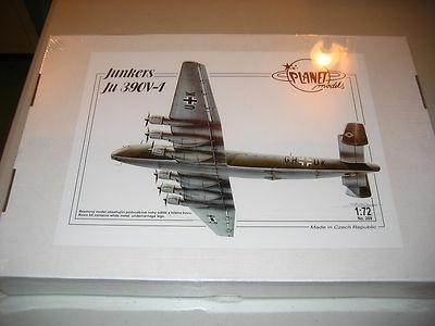 Planet Models 1/72 Junkers Ju 390V-1