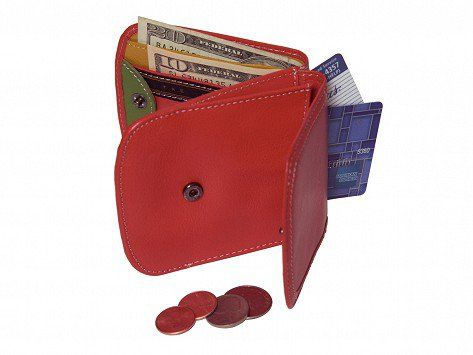 Taxi Wallet - Thin Wallet by Alicia Klein