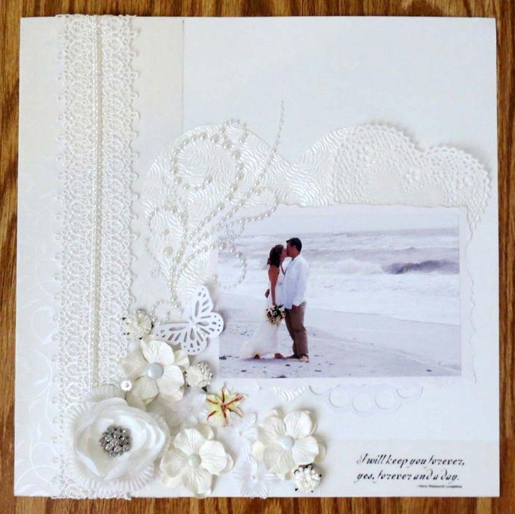 Brooke & Todd Wedding on the Beach - Scrapbook.com